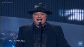 LALALALAY - 1 hour version - Eurovision Croatia 2008