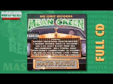 Mean Green - Major Players Compilation [Full Album] Cd Quality