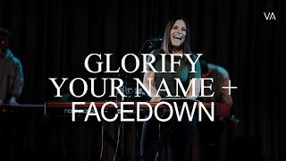 Glorify Your Name + Facedown   Kathryn Scott - Vineyard Anaheim Worship Moments