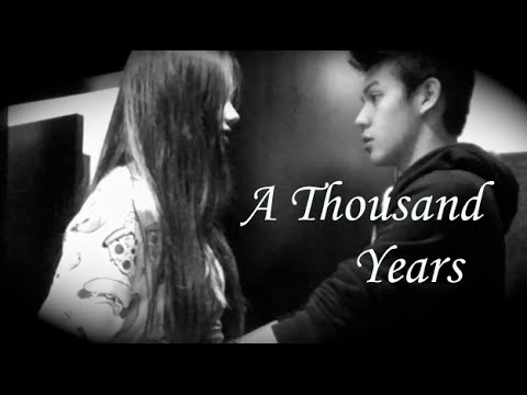 Cute couple 2015 a thousand years