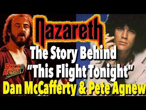 "Download Dan McCafferty & Pete Agnew Remember Nazareth Recording Joni Mitchell's ""This Flight Tonight"""