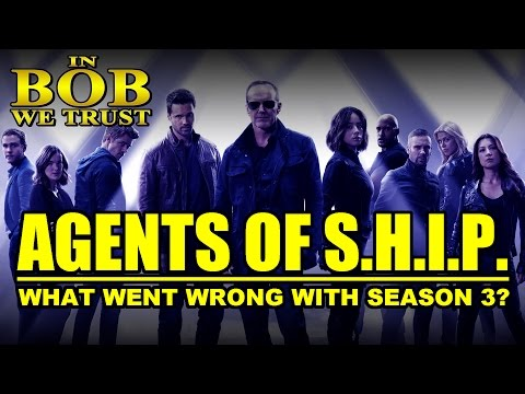 In Bob We Trust: AGENTS OF S.H.I.P.