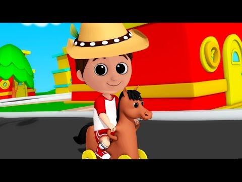 Yankee Doodle | Nursery Rhymes | Kids Songs | Videos For Children and Babies