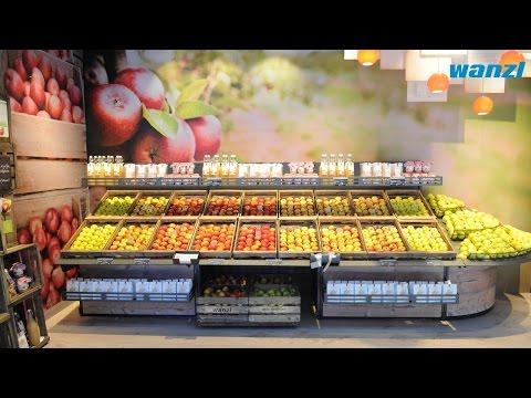 Fruits and Vegetables presenter Vitable...