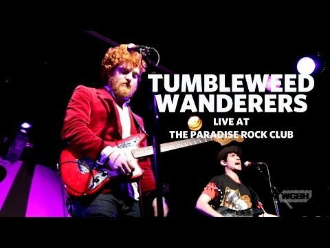 WGBH Music: Tumbleweed Wanderers - Roll With the Times (Live)