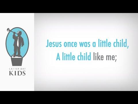 Jesus Once Was a Little Child - Karaoke