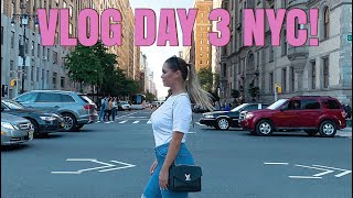 VLOG | DAY 3 | FLYING OVER NYC | AVIATION GEEK!