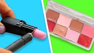 6 Genius Lipstick Hacks