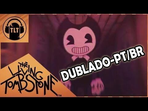 Bendy And The Ink Machine Song (Remix) - Dublado PT/BR (BranimeStudios)