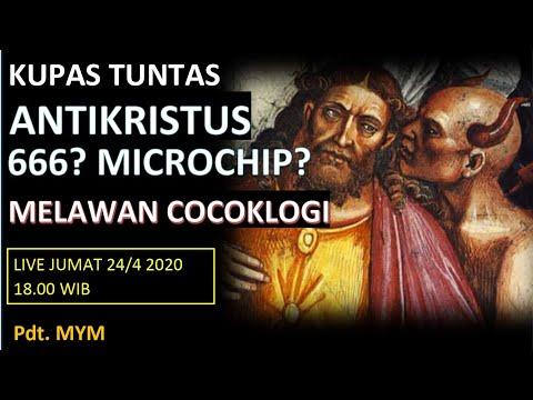 KUPAS TUNTAS ANTIKRISTUS (666) - MELAWAN COCOKLOGI