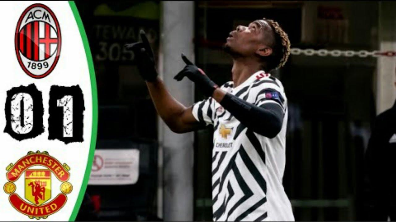 Man united vs Milan 1-0 all goals highlights 2021 football soccer highlights live today All Gоаls