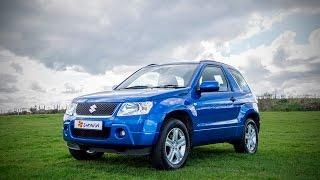 Suzuki Grand Vitara 1.6 VVT Plus, 3 door, 4 Wheel Drive, Carousel Cars