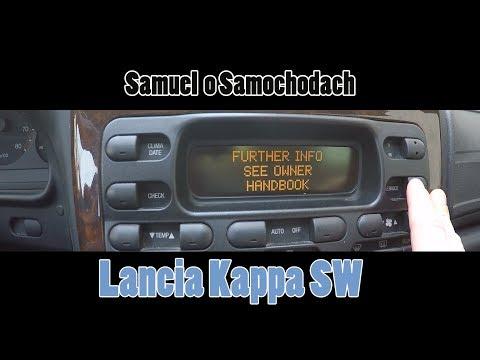 Projekt Lucyna - Lancia Kappa SW Turbo