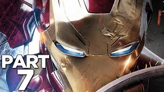 MARVEL'S AVENGERS Walkthrough Gameplay Part 7 - WARBOT BOSS (2020 GAME)