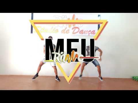 Tá quente - Léo Santana- Meu Ritmo Coreografia Dance Vídeo