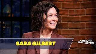Sara Gilbert's Nickname on Roseanne Was Scuffy