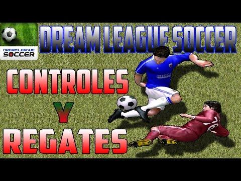 Dream League Soccer (FTS15) - Controles y Regates (Skill Moves) [Sub English]