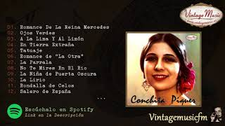 Conchita Piquer. Ojos Verdes, Colección España #18 (Full Album/Album Completo)