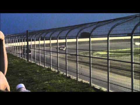 Cory Dumpert #77 NASCAR Late Model Junction Motor Speedway A Feature 6-23-13