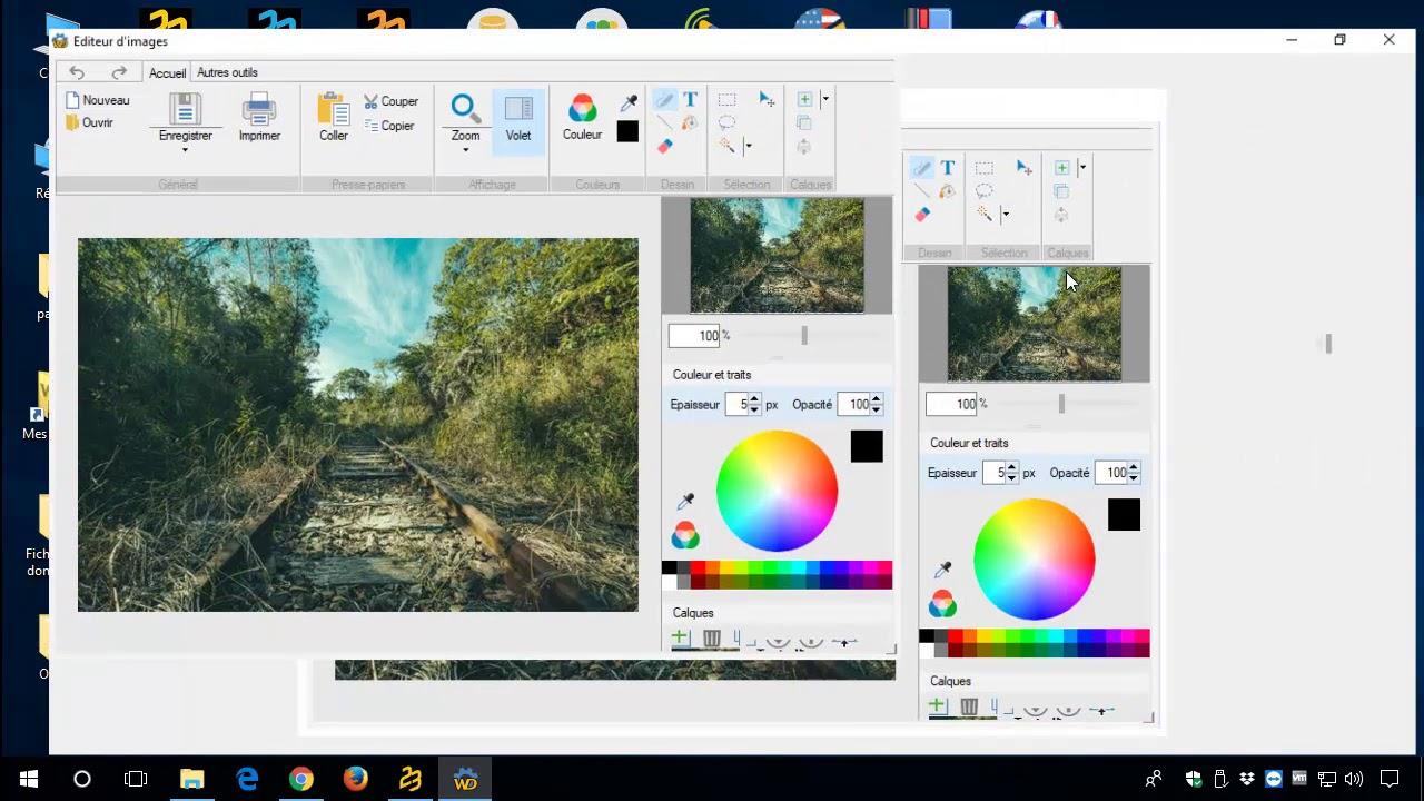Formation Windev 23 Les Nouveautes Le Champ Editeur D Images Youtube