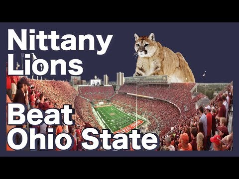 EVERY PENN STATE Win VS Ohio State - 1978--2016 - Nittany Lion Football Highlights - StateLionPro