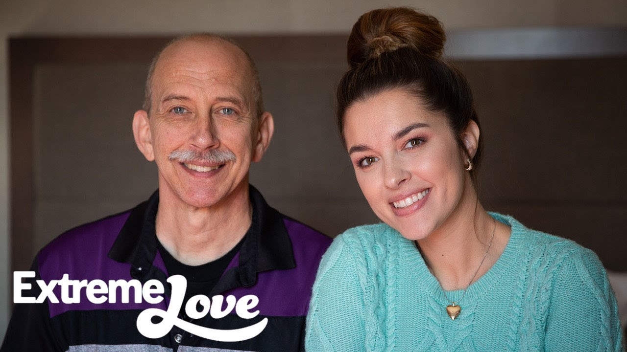 30 Year Age Gap Couple Reveal Baby Surprise Extreme Love