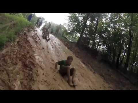 Battlefield Young Marines Run-A-Muck