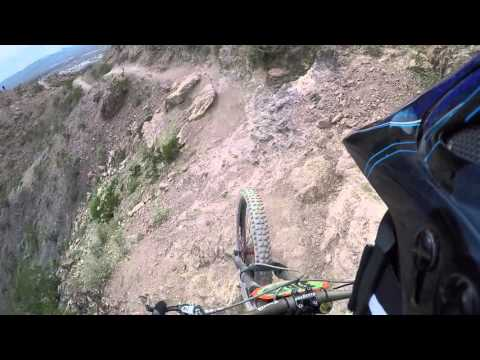 Downhill Race - Reaper Madness 2016, Bootleg Canyon
