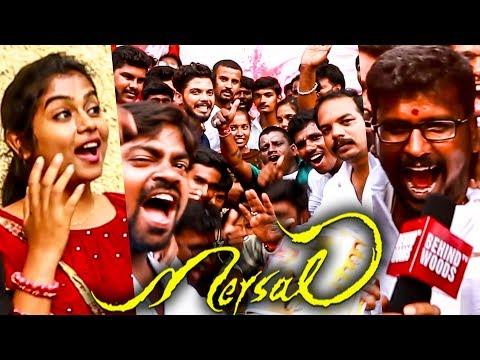 """TamilNattah Aala Porandhavan VIJAY ""-Vijay Fans Mass Celebration at Mersal Audio Launch| DC67"