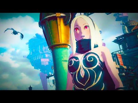 GRAVITY RUSH 2  94 Minutes of GREAT Gameplay PS4 2016 GRAVITY DAZE 2 Gameplay