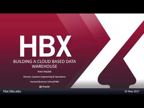 HBX: Harvard Business School's Digital Education Goes Data-Centric w/Amazon Redshift