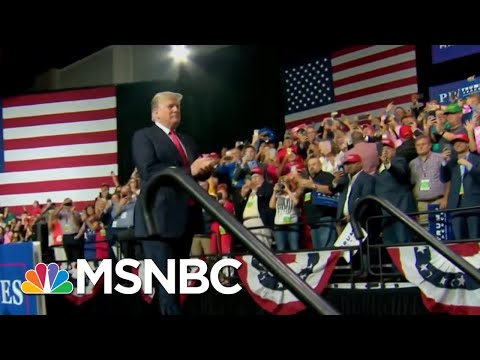 Florida Trump Fans Berate Reporters At Rally   Morning Joe   MSNBC