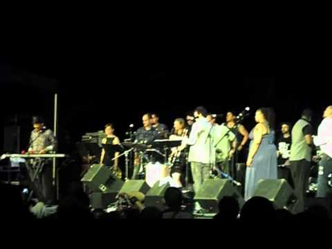 Roy Ayers And The Jazz Mafia  We  In Brooklyn Ba, Summerstage, Central Park, 7211
