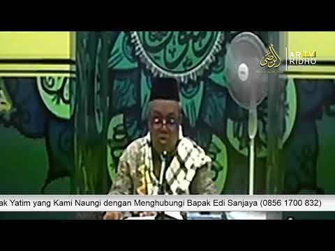 [LIVE] Kajian Mingguan Majelis Ta'lim Yayasan Arridho   Al Ustadz H.Makmun,S.Ag (26 Oktober 2019)