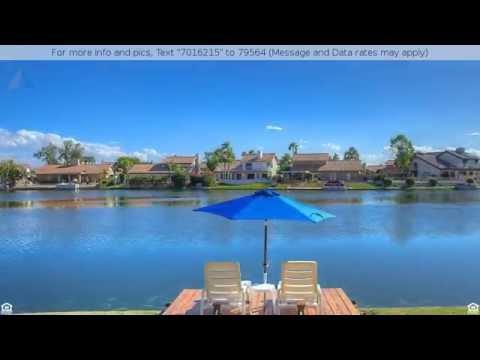 Waterfront Homes Lakewood Ahwatukee Phoenix AZ