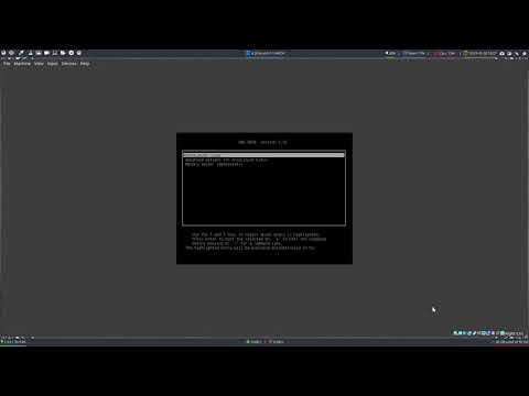 11 Combining Bspwm with Xfce on ArcoLinuxD | Arcolinuxd com