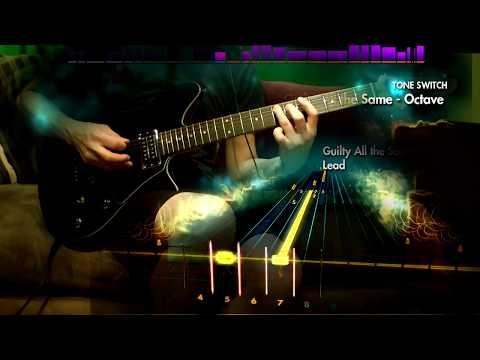 "Rocksmith 2014 - DLC - Guitar - Linkin Park ""Guilty All the Same"""