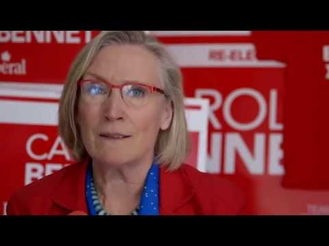 Carolyn Bennett : Reapplying for my job