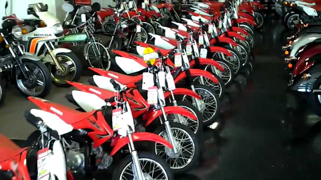 BLOWOUT SALE - Honda CRF50 70 CRF110 80 100 150 230 CRF250R CRF450R - Honda of Chattanooga ...