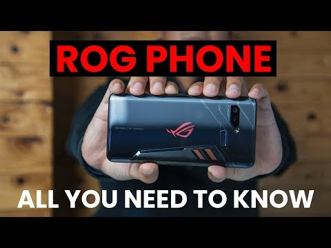 ASUS ROG PHONE Malaysia: All you need to know