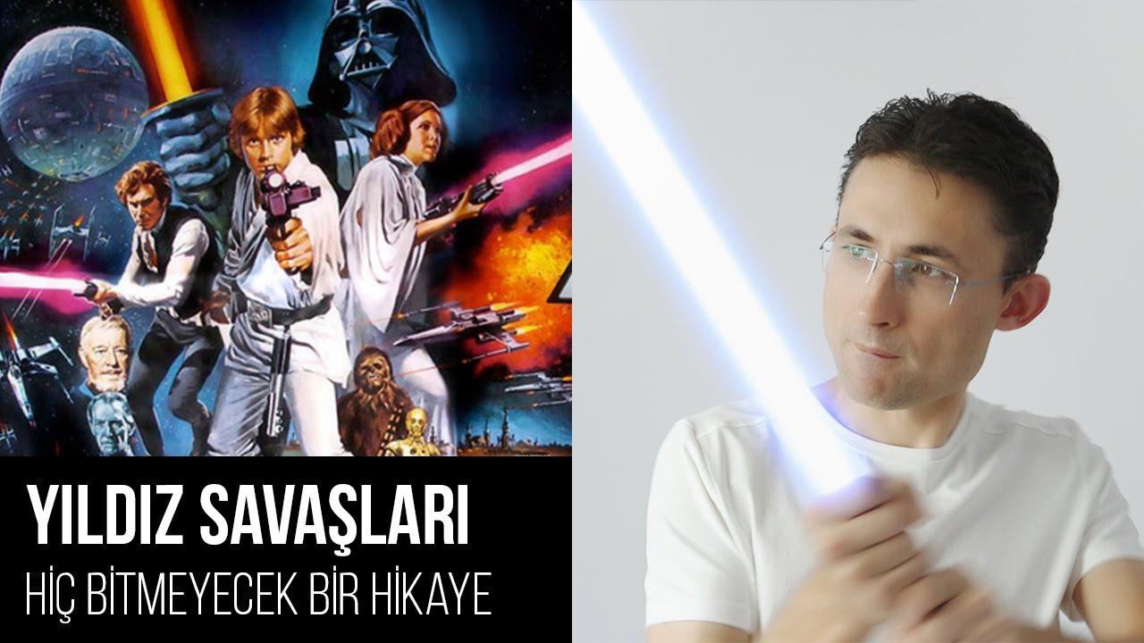 Star Wars / Yıldız Savaşları - Hiç Bitmeyecek Bir Hikaye