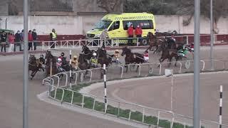 Vidéo de la course PMU PREMI CLUB DAMES DEL TROT II
