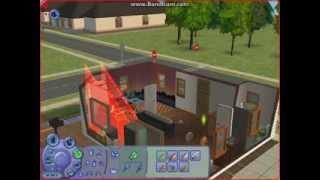 Let's Play Die Sims 2: #025 - Probleme mit der Treppe