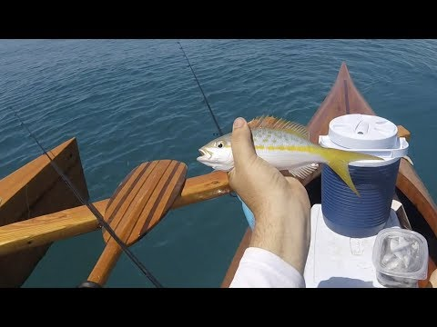 Fishing The Patch Reefs In The Heat In The Florida Keys