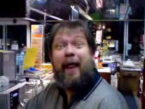 Richard der Tankwart zeigt wie er eine muschi leckt