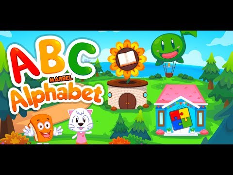 Alphabet educational bookmarks a-e for kids stock vector.