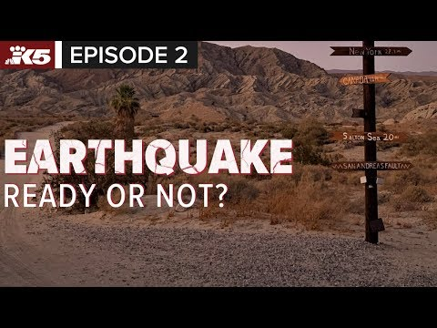 Earthquake Ready Or Not: What You Need To Know About The San Andreas Fault