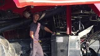 Case IH Combine Tips-Rotor Speed