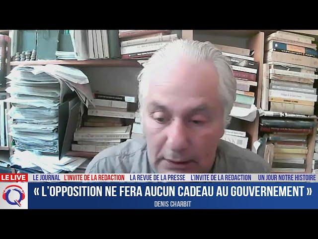 «L'opposition ne fera aucun cadeau au gouvernement» - L'invité du 7 juillet 2021