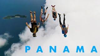PANAMA // Skydiving in Paradise